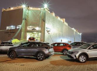 Todo listo para la llegada del Volkswagen Nivus