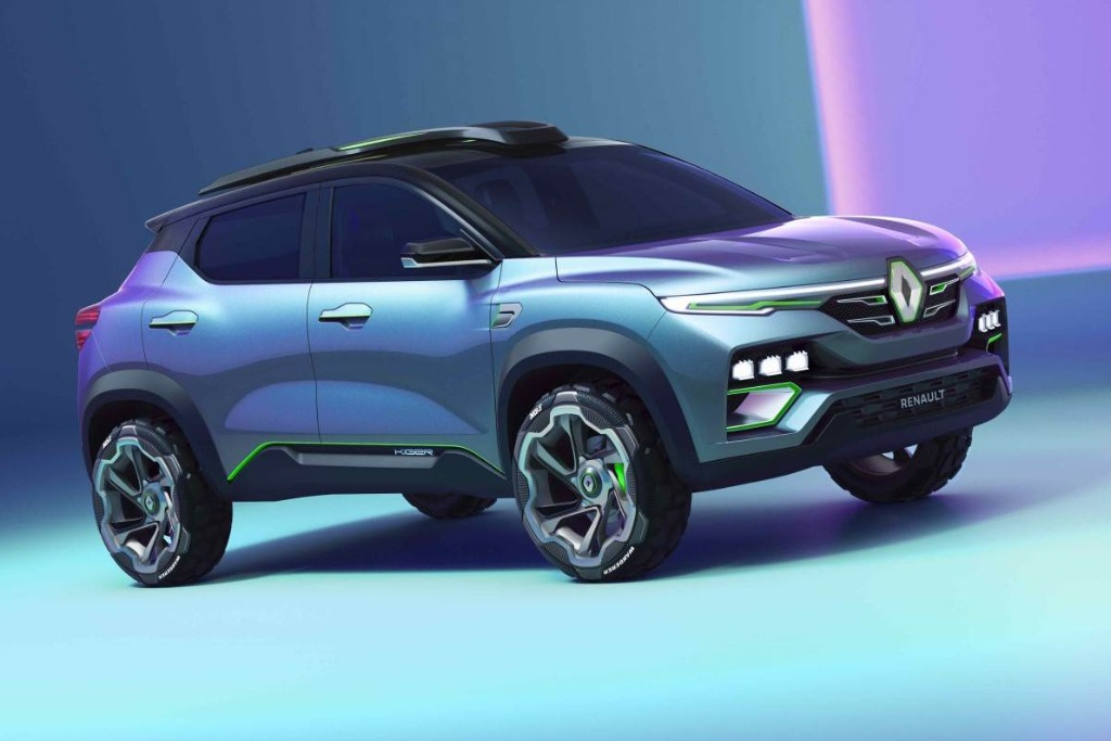 Renault anticipa el Kiger, el SUV que podría llegar a la región