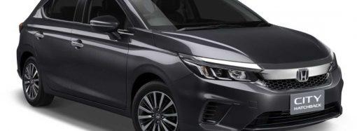 El Honda City hatch ya es oficial. ¿Llegará a la región?