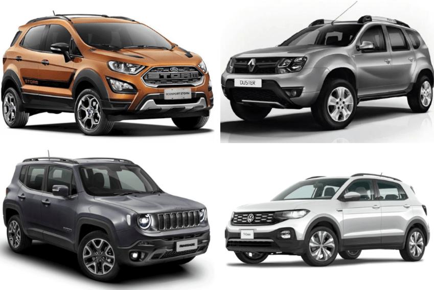 ¿Cuál es la marca que más SUV vende en la Argentina?