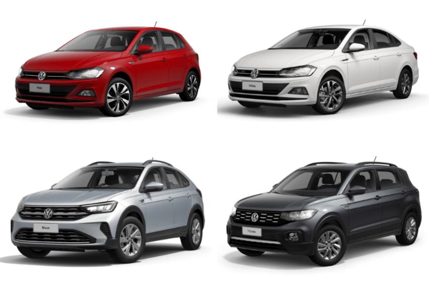 Volkswagen compactos: 4 propuestas casi al mismo precio