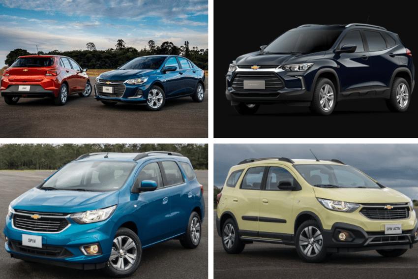 Chevrolet compactos: 5 propuestas casi al mismo precio