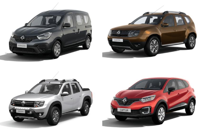 Renault: 4 propuestas bien distintas casi al mismo precio