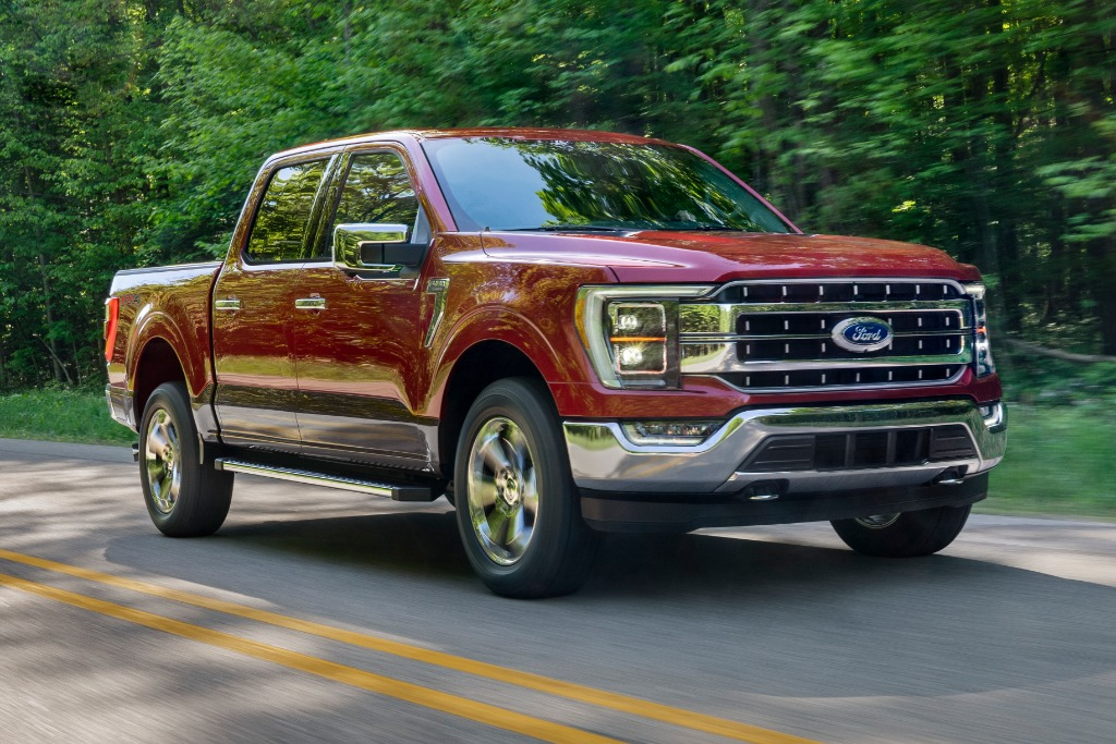 Ford lanza la preventa de la nueva generación de la F-150