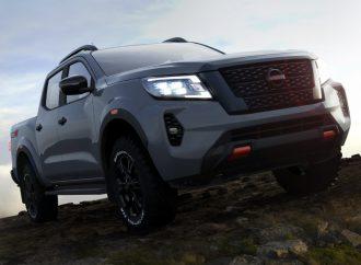 Nissan presenta el restyling de la Frontier: llega el año que viene