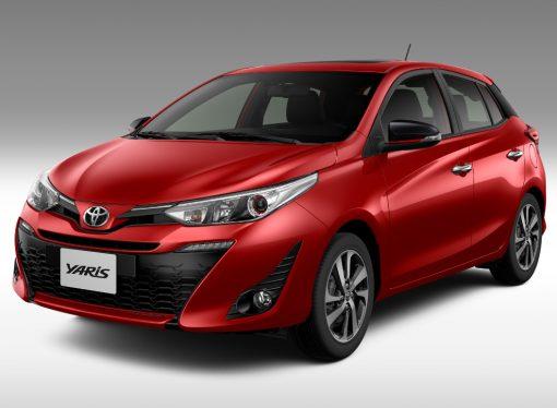 El Toyota Yaris ahora viene con 7 airbags de serie