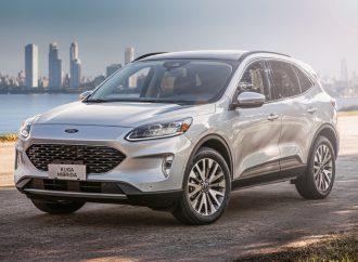 Ford suma la versión Titanium 4×4 a la Kuga