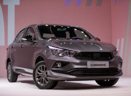 Fiat lanza la renovación del Cronos