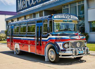 Mercedes LO 1114: el colectivo más famoso de la Argentina cumple 50 años
