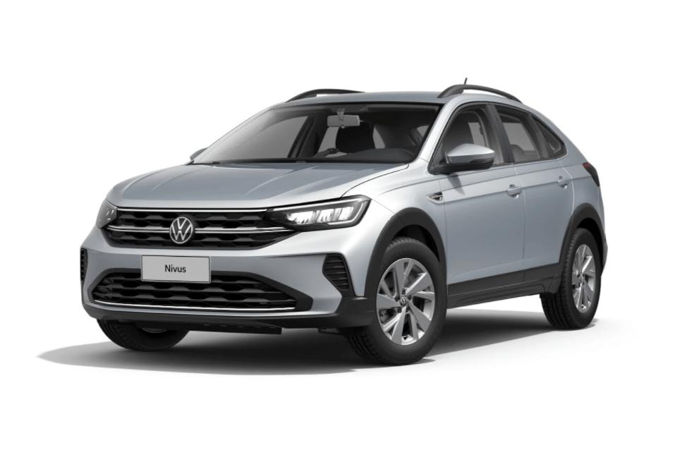 El VW Nivus sumará una versión de entrada con caja manual