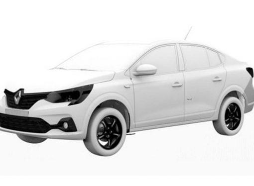 Así será el futuro Renault Logan (que podría cambiar de nombre)