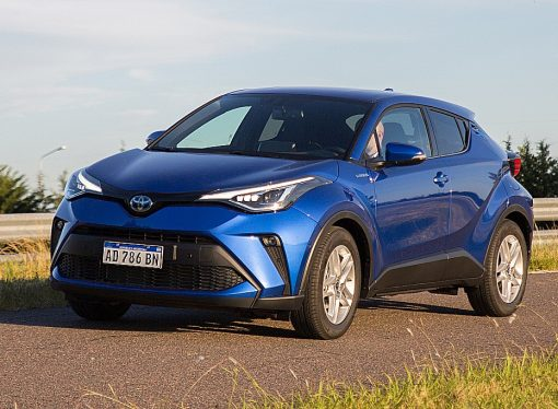 Prueba: Toyota C-HR 1.8 eCVT