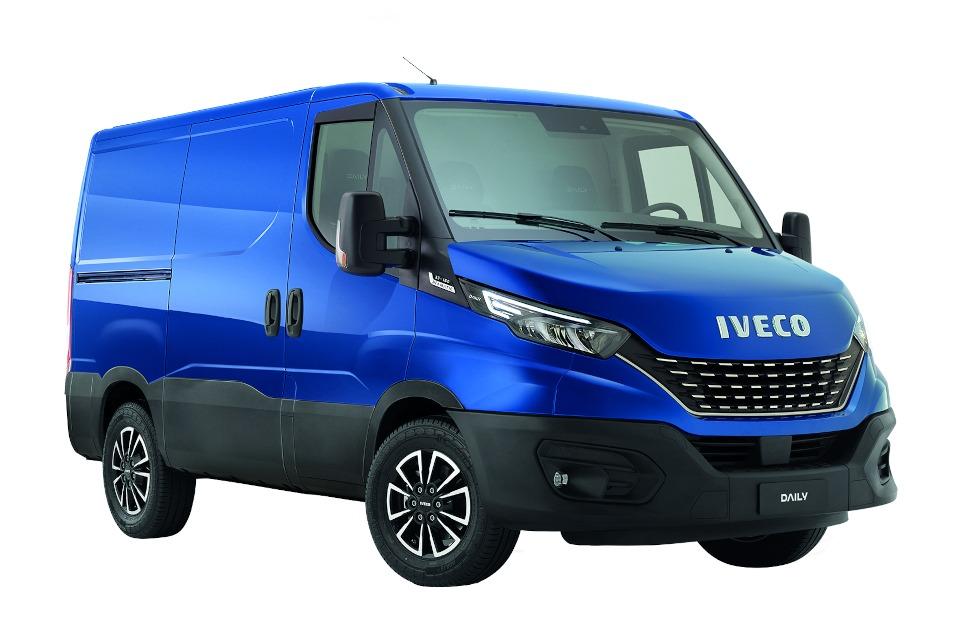 Iveco lanza la nueva gama Daily