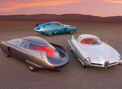 La familia BAT de Alfa Romeo se vende en casi US$ 15 millones