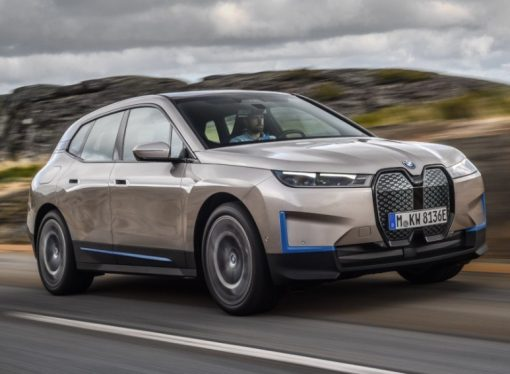 BMW iX: así es el nuevo SUV eléctrico