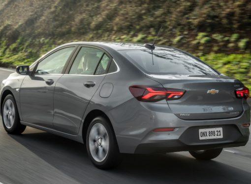 Prueba: Chevrolet Onix Plus Premier 1.0 AT