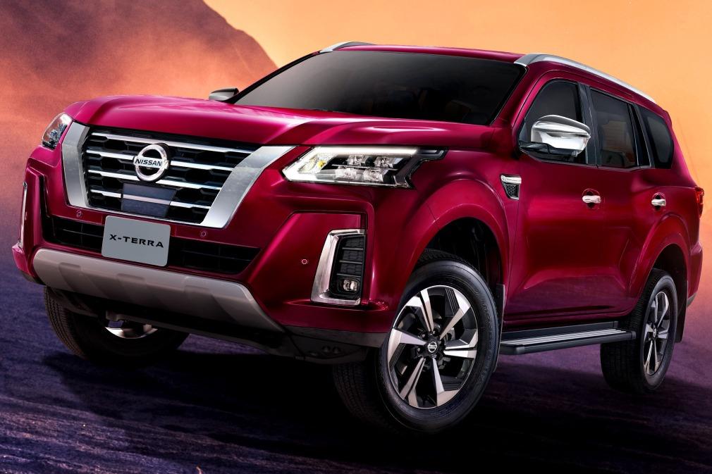 El SUV del Nissan Frontier se renueva en Medio Oriente