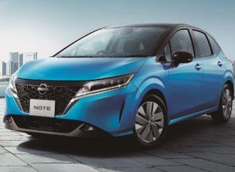 Nissan muestra una nueva generación del Note