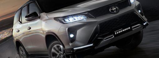 """Toyota: """"Tenemos pensado lanzar una versión como la Legender"""""""