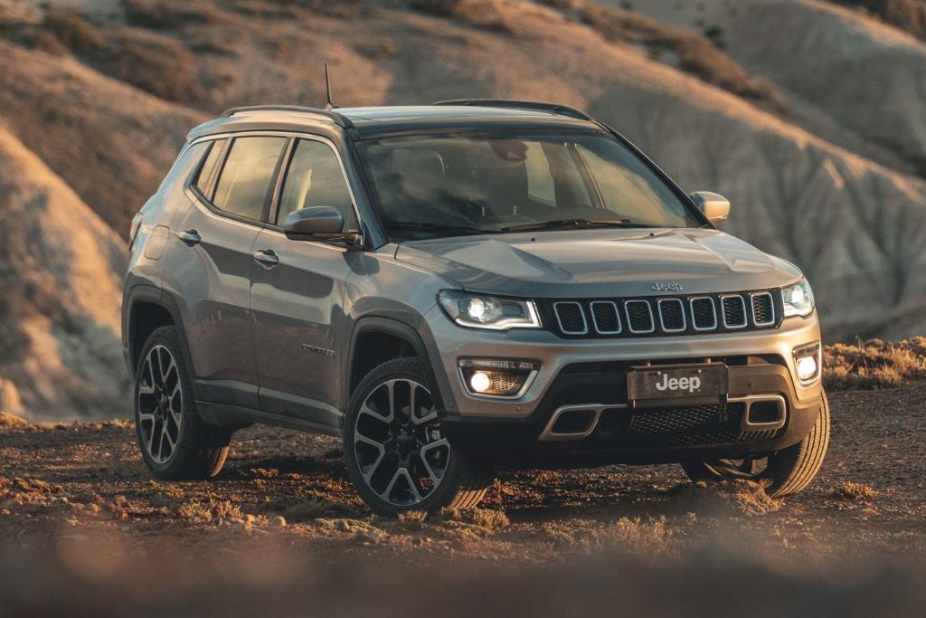 Jeep lanza el Compass diesel
