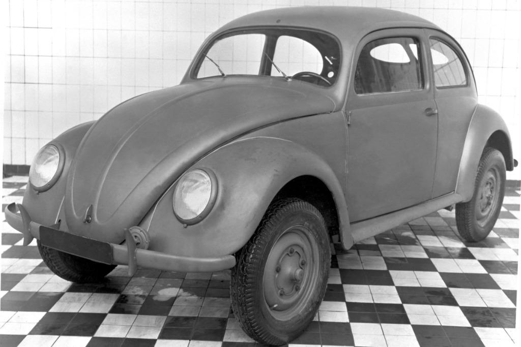 Hace 75 años se iniciaba la producción del Volkswagen Beetle