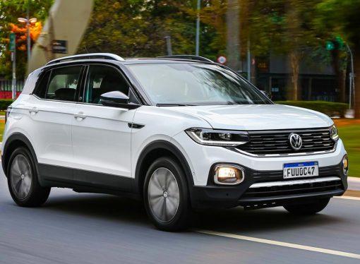 El Volkswagen T-Cross sumará el 1.0 turbo en el verano