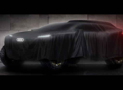 Audi participará del Rally Dakar en 2022