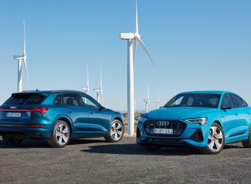Audi lanza el e-tron en la Argentina