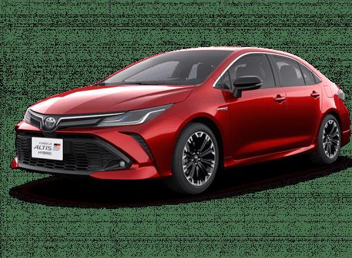 Toyota prueba en Brasil el Corolla GR Sport que llegará en 2021