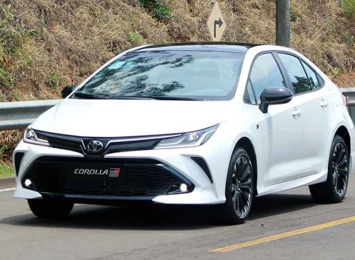 Toyota presentó el Corolla GR en Brasil. Llega en 2021
