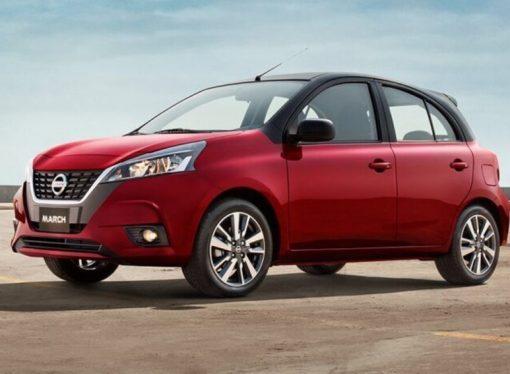 Nissan renovó el March, pero sólo para México