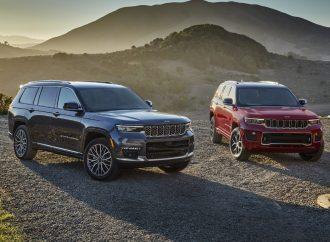 El Jeep Grand Cherokee estrena una versión con 7 plazas