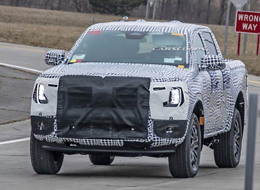 Ford prueba la nueva Ranger que se hará en Argentina