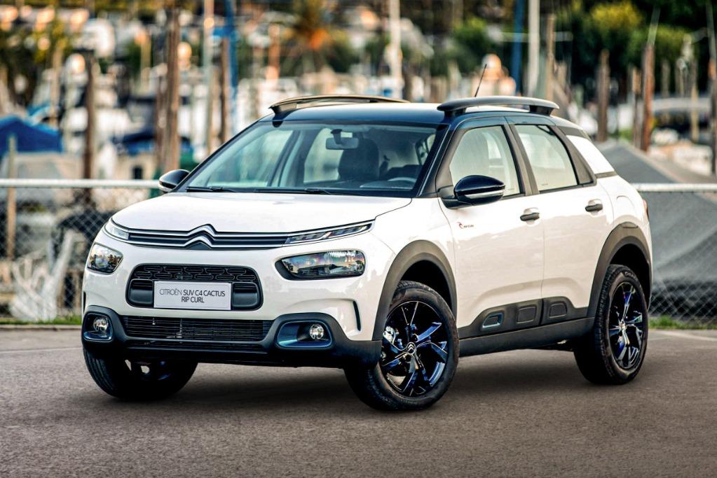Citroën lanza el C4 Cactus Rip Curl