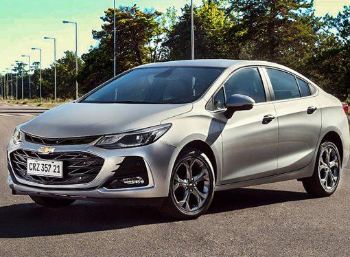 Chevrolet renueva la gama del Cruze