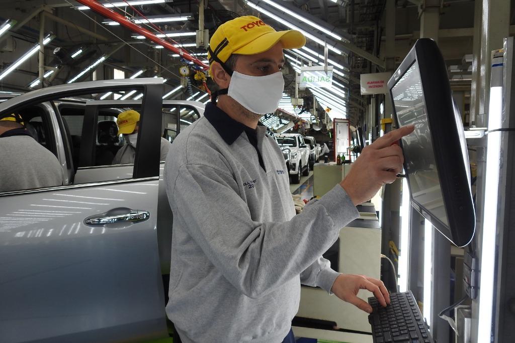 2020: Toyota volvió a liderar la producción y exportaciones