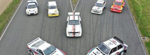 A subasta una impresionante colección de Rally Grupo B