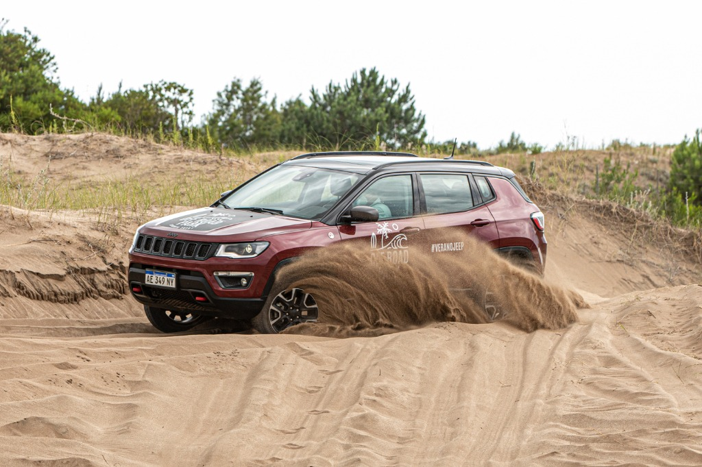 Contacto: Jeep Compass Trailhawk turbodiesel