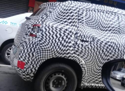 Se acerca el nuevo Citroën C3: ahora cazado en Brasil