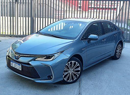 Prueba: Toyota Corolla SE-G Hybrid