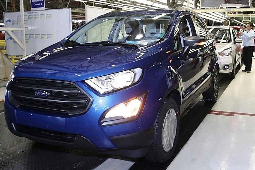 Ford cerrará su producción en Brasil este año