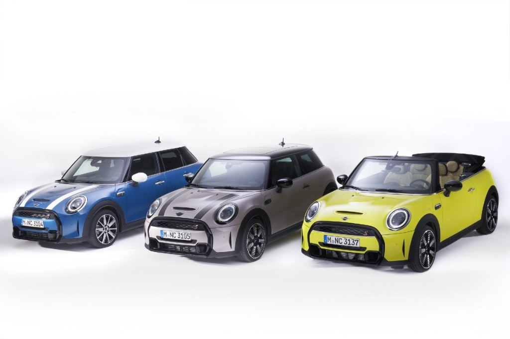 Mini también se pasa a las grandes parrillas de BMW