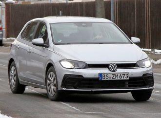 Volkswagen prepara el rediseño del Polo