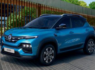 Así es el Renault Kiger. ¿Llegará a la región?