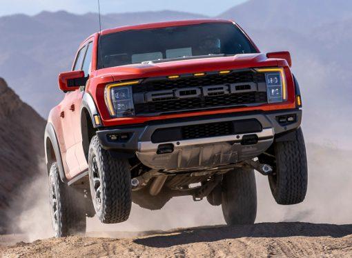 Ford lanza la nueva F-150 Raptor la semana que viene