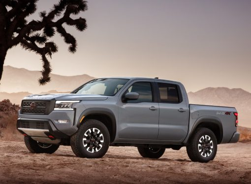 Nissan muestra la Frontier americana (y la nueva Pathfinder)
