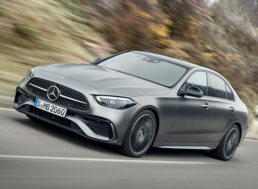Mercedes presenta el nuevo Clase C