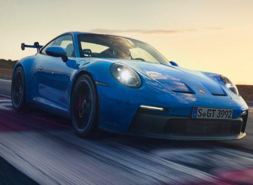 Porsche presenta el nuevo 911 GT3