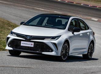 Toyota lanza el Corolla GR-S en la Argentina