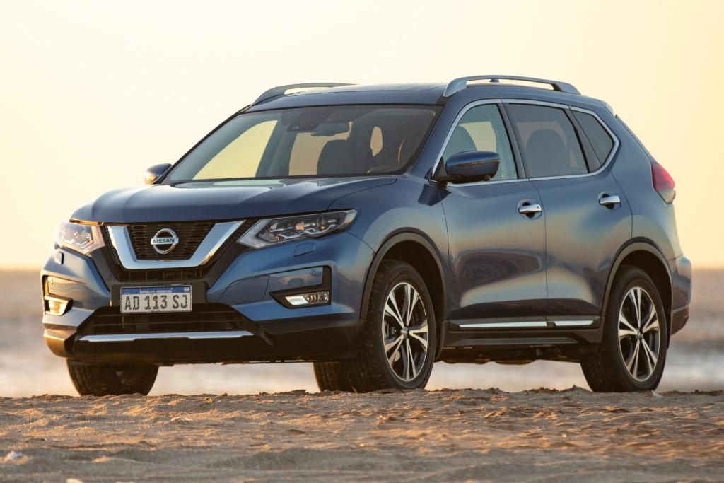 Nissan lanza el rediseño de la X-Trail